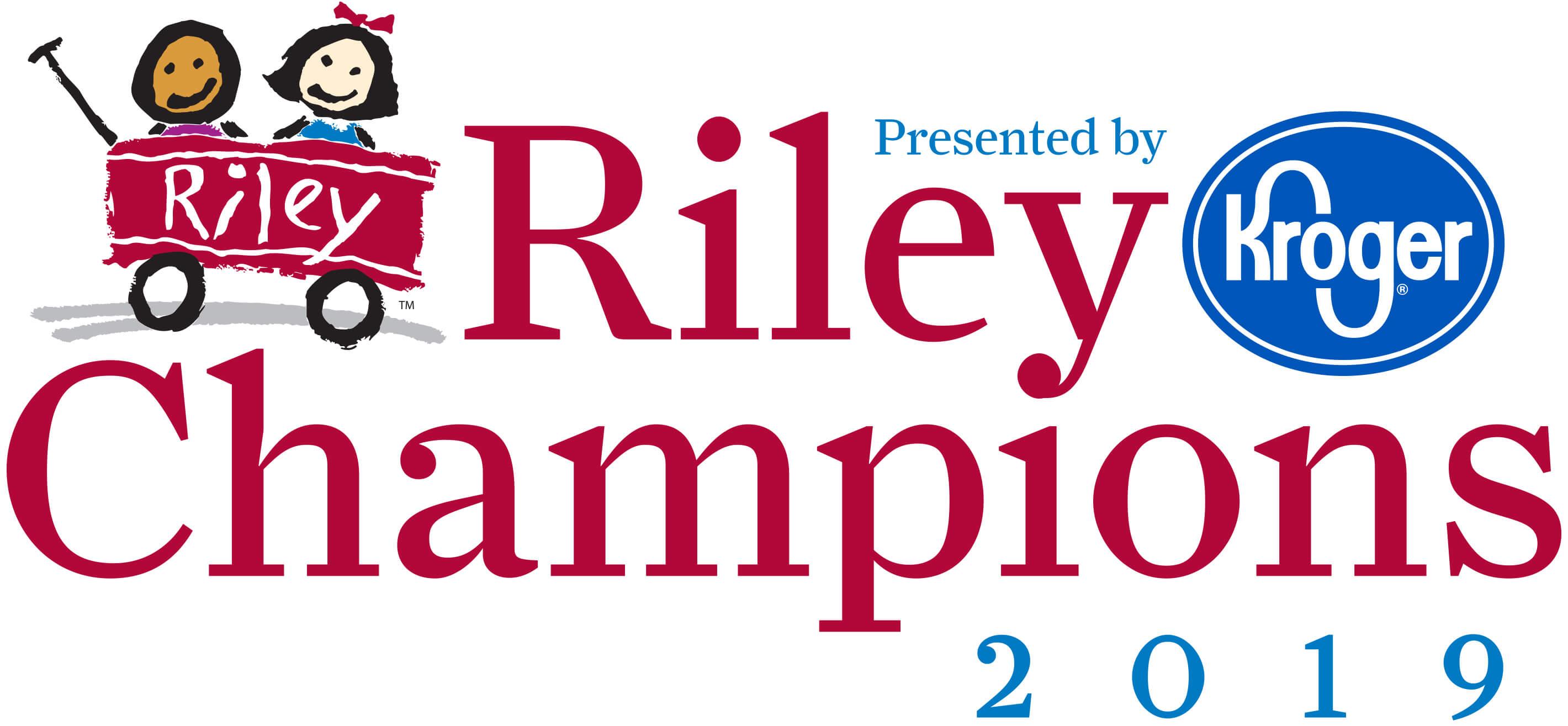 Riley Champions 2019 logo