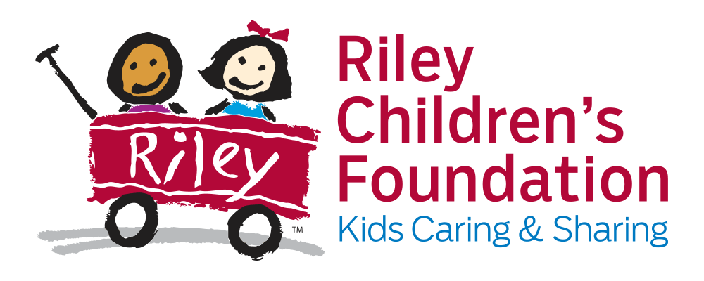 Riley Children's Foundation - Kids Caring and Sharing Logo