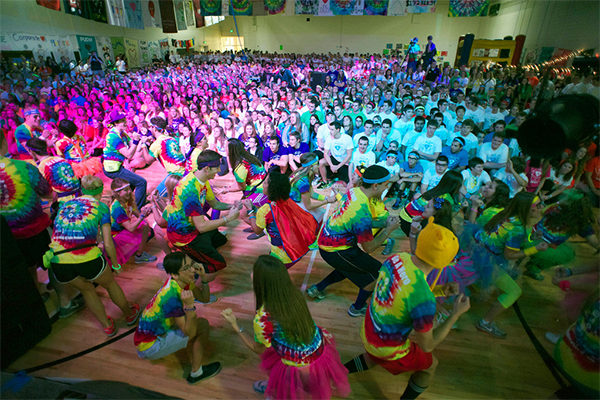 2018 Heritage Hills High School Dance Marathon